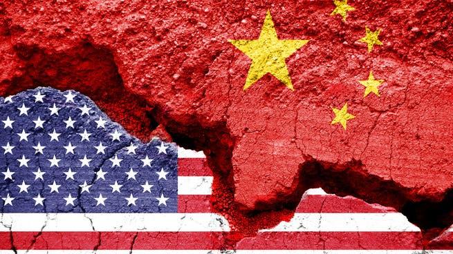 إضافة شركات صينية عملاقة للقائمة الأميركية السوداء