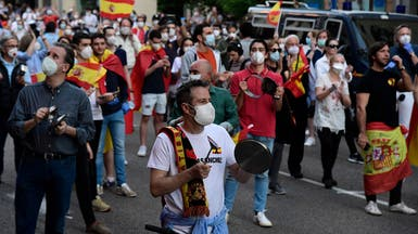 إسبانيا.. الكمامات إلزامية حتى على الأطفال