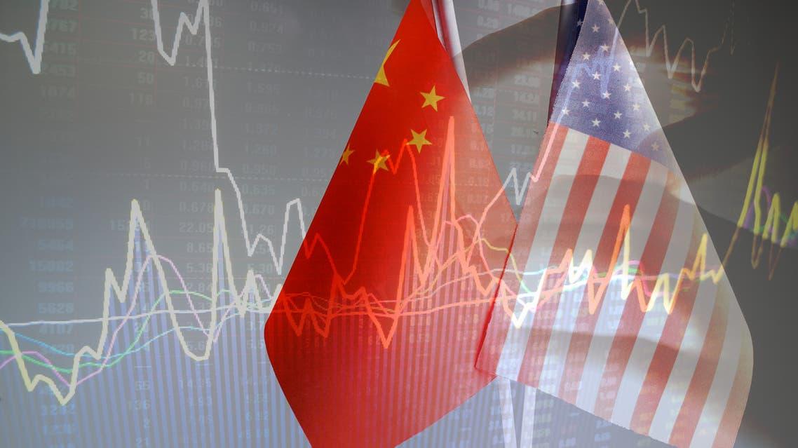 iStock الصين أميركا