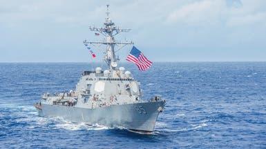 واشنطن تحذر طهران: ابتعدوا عن سفننا