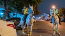 Coronavirus: Dubai mounted police fine 260 vehicles, 969 pedestrians