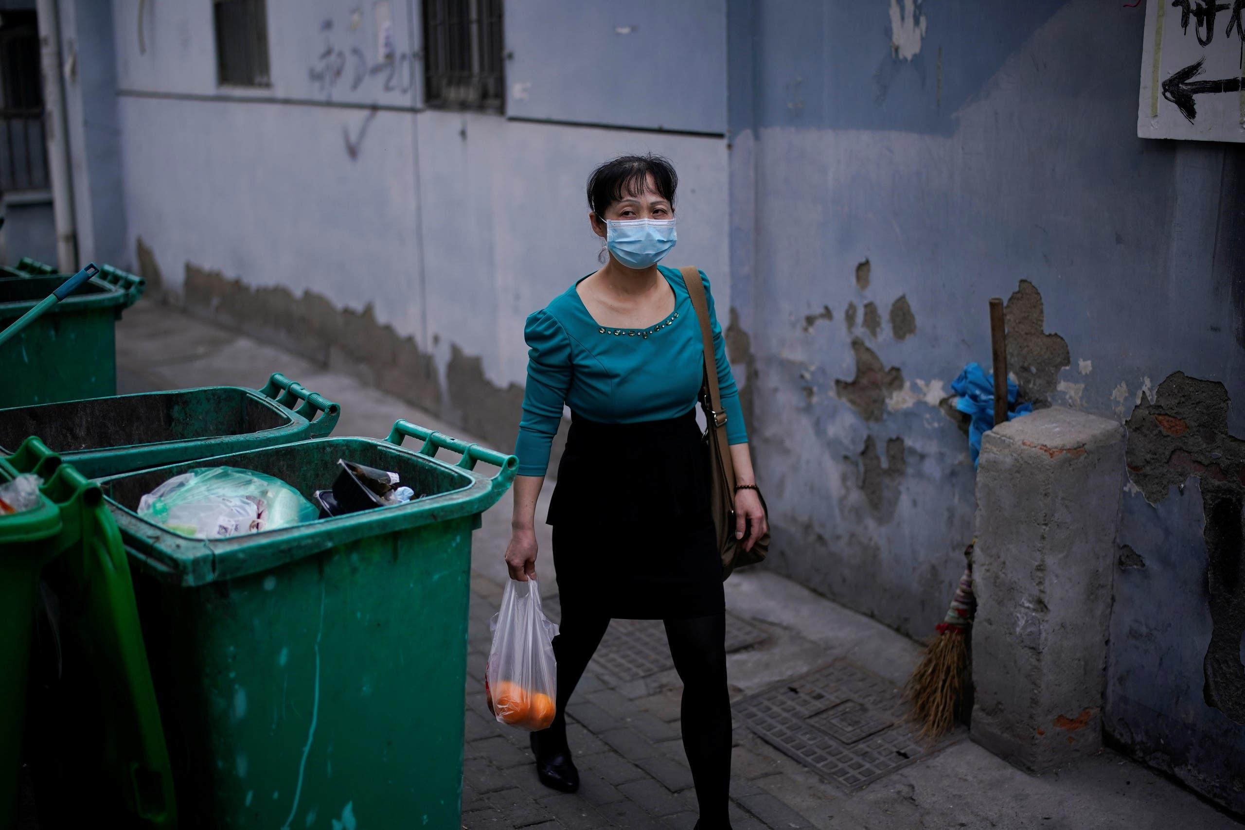 من شمال شرق الصين (رويترز)
