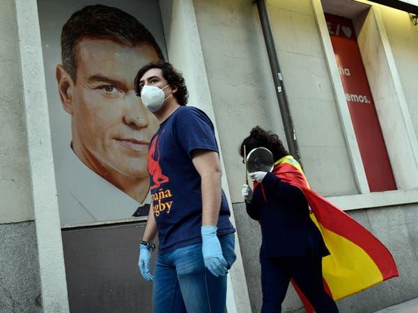 عكس التوجه العام.. إسبانيا تعتزم تمديد العزل حتى 21 يونيو