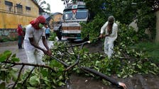 As  Cyclone Amphan nears, heavy rains lash India's two eastern states,  Bangladesh