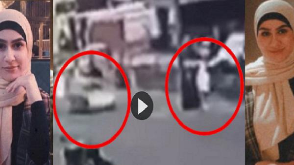 شاهد لقطات من فيديو بائس لمقتل اللبنانية في انجلترا
