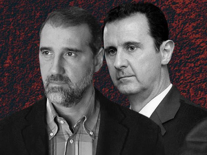 الأسد يكذب مخلوف.. لم نحجز الأموال!