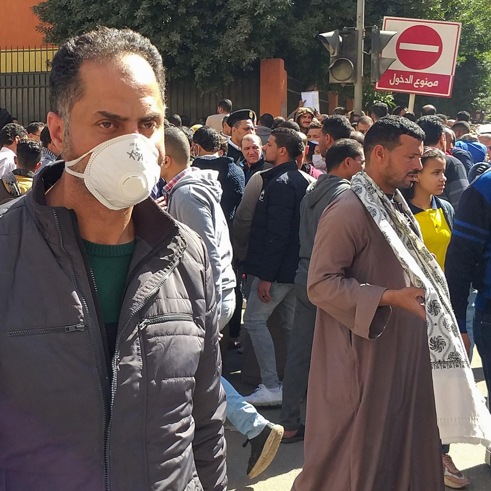 مصر: 1420 إصابة جديدة بفيروس كورونا و85 وفاة