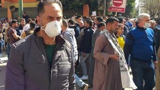 مصر.. 167 إصابة جديدة بكورونا و21 وفاة