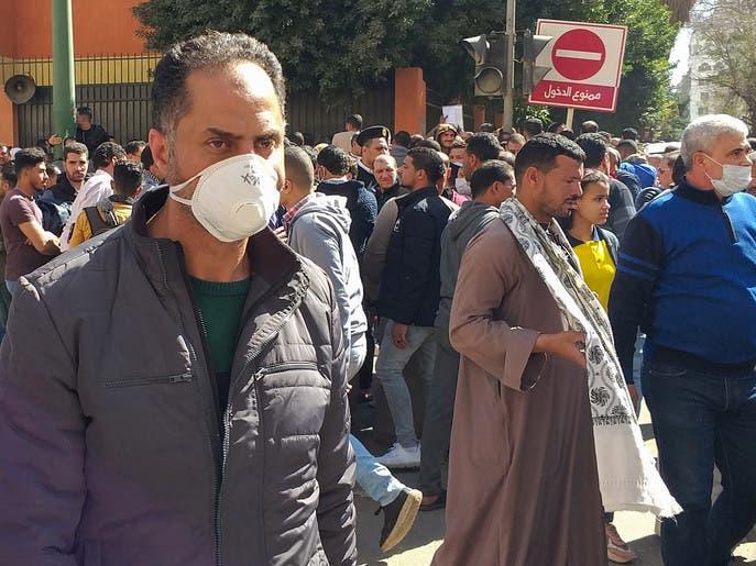 مع تفشي كورونا بمصر.. استنفار حكومي وقرارات جديدة