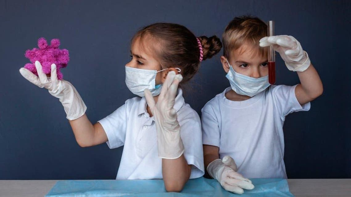 Kids and Coronavirus