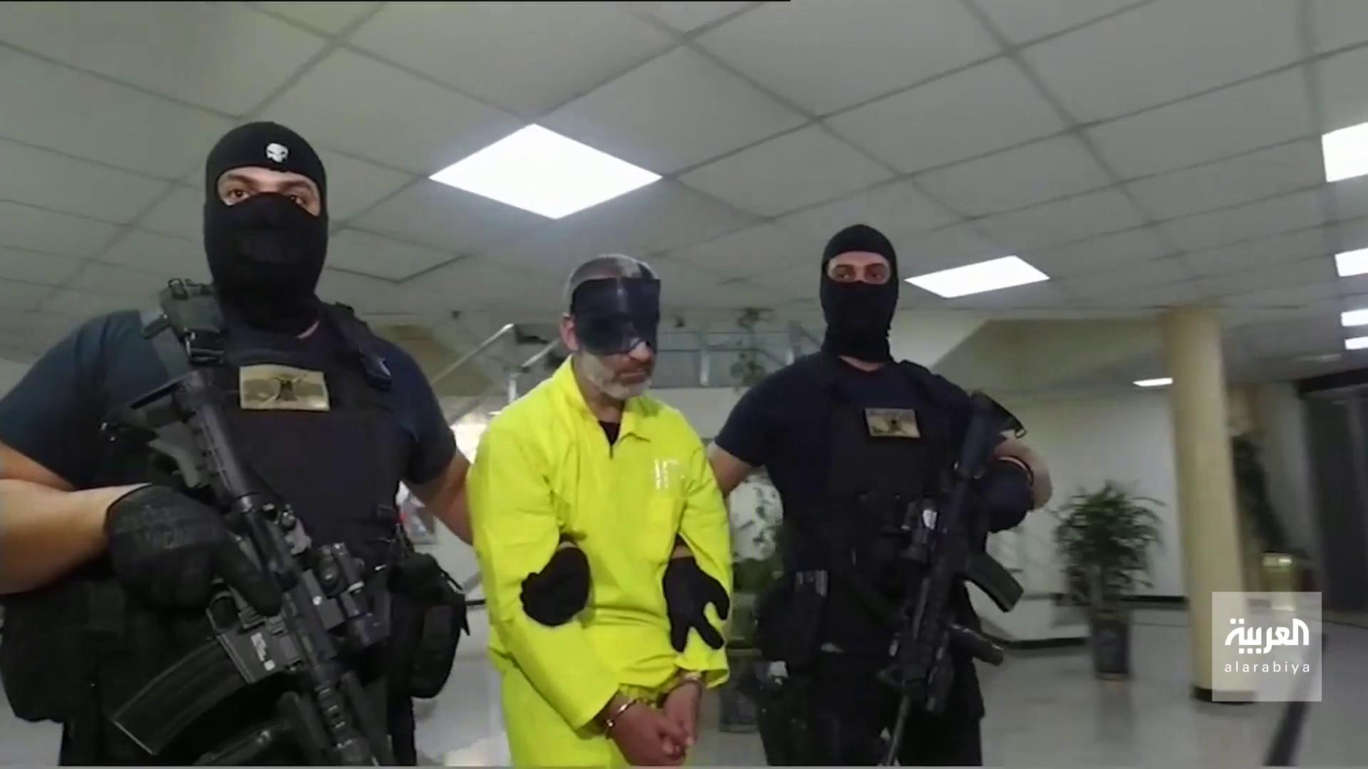 توقيف أحد عناصر داعش في العراق (أرشيفبة)