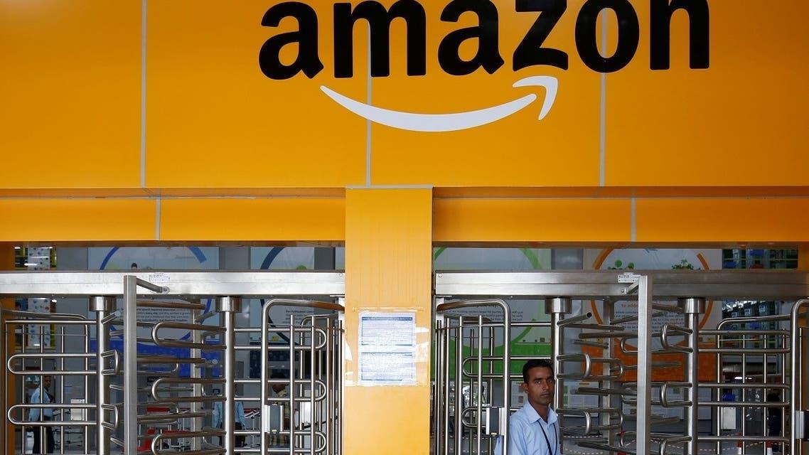 Amazon Benagluru India - Reuters