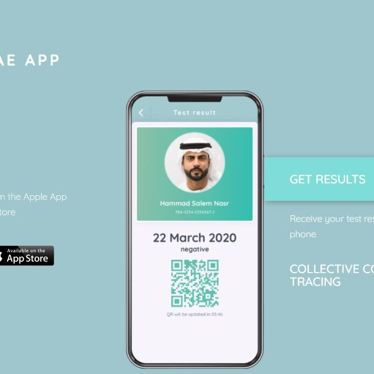 Coronavirus: UAE officials encourage public to join COVID-19 tracing app Alhosn