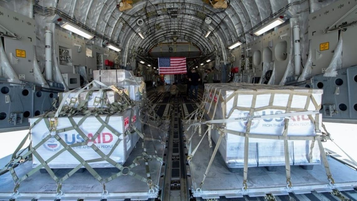 The United States is donating 200 US-produced ventilators to Russia. (Twitter)