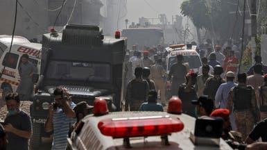 """أحد الناجين يروي تفاصيل اللحظات الأخيرة لتحطم """"الباكستانية"""""""