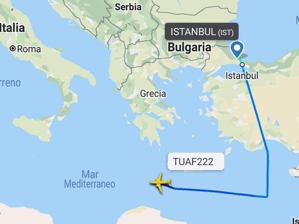 طائرات شحن عسكرية تركية تصل ليبيا.. والهدف ترهونة