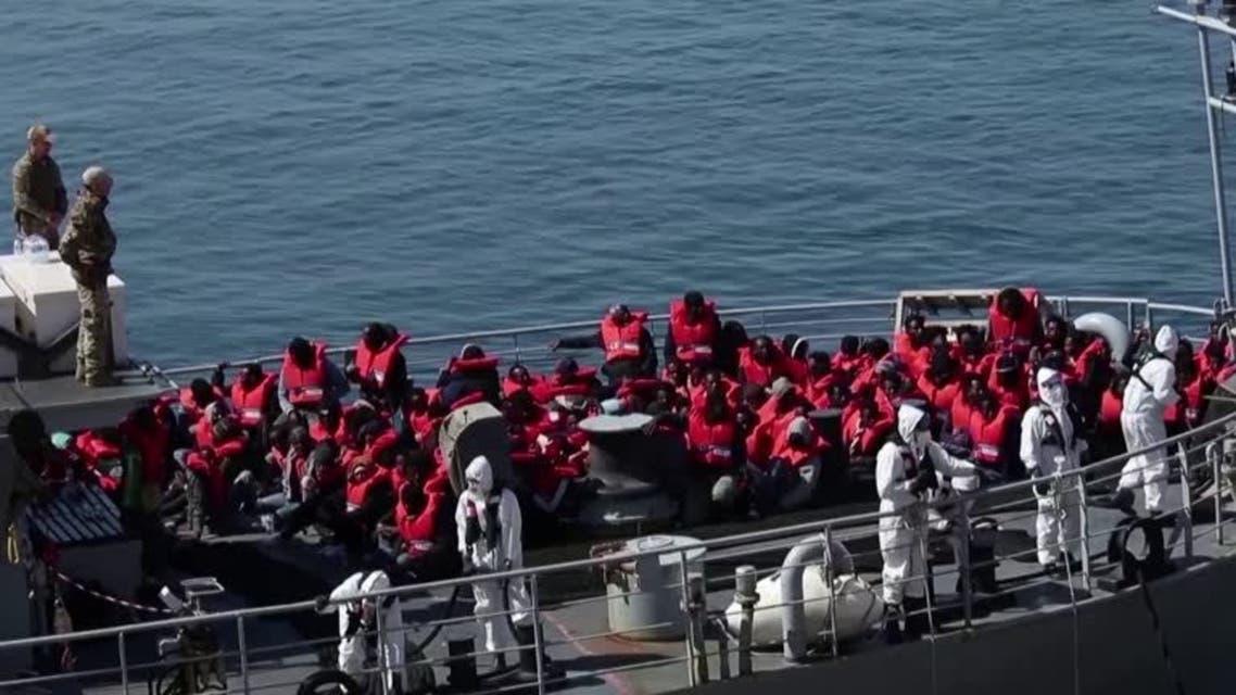 UN calls on Malta, EU to disembark migrants, refugees aboard rescue ship. (Reuters)