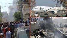 پی آئی اے کا طیارہ لینڈنگ سے قبل حادثے کا شکار، عملے سمیت 97 جاں بحق