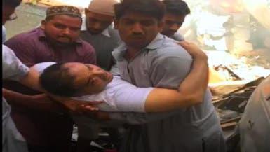 استمع إلى قائد الطائرة الباكستانية وهو يستغيث قبل تحطمها