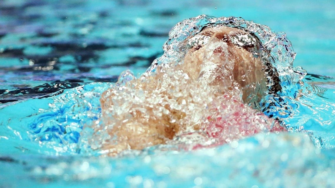 Team US competes at the 18th FINA World Swimming Championships. (File photo: Reuters)