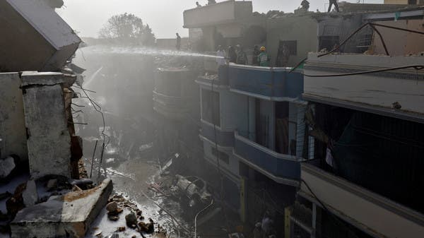 تحطم طائرة ركاب باكستانية.. العثور على 41 جثة