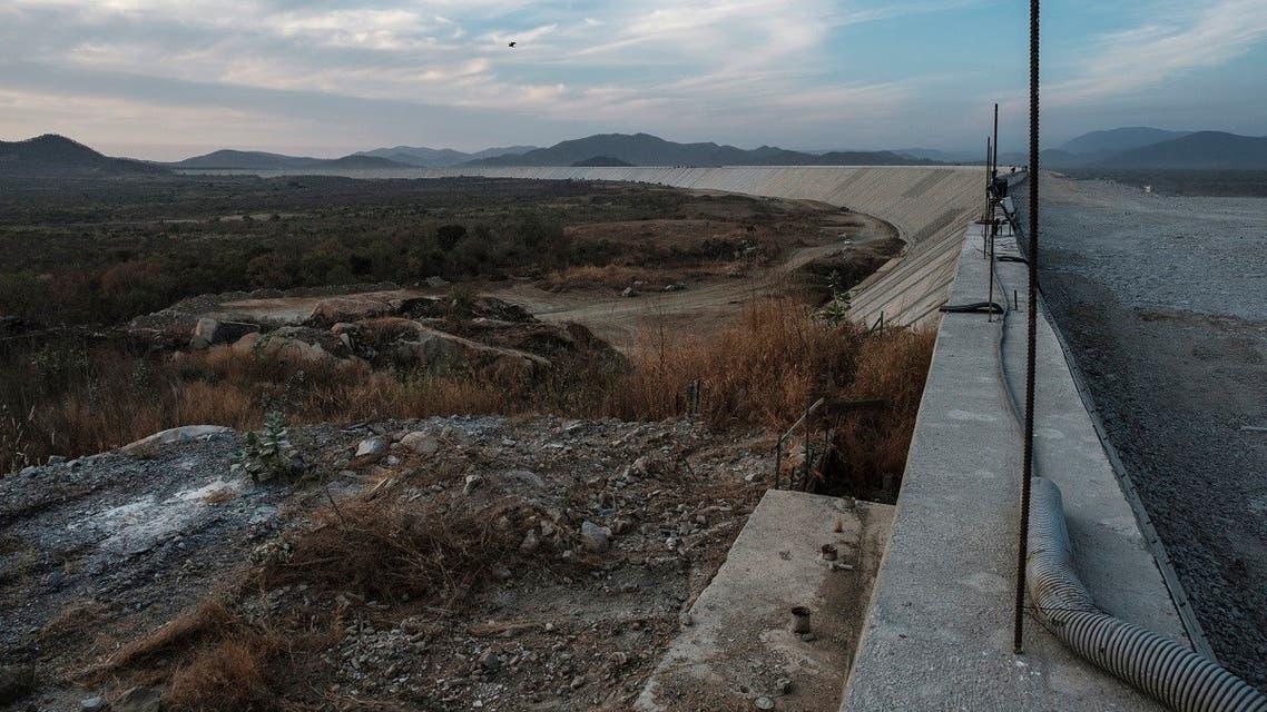 Grand Ethiopian Renaissance Dam -AFP