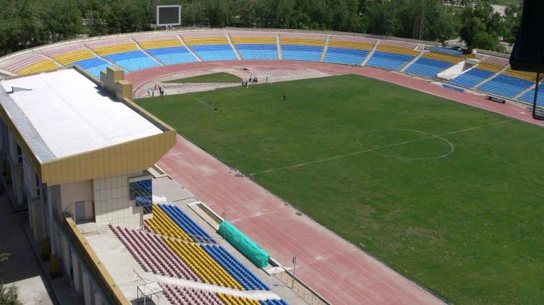 ورزشگاه «پامیر»