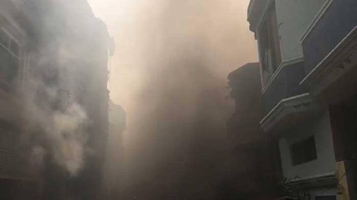 یک هواپیمای مسافربری پاکستان همراه با 98 مسافر سقوط کرد