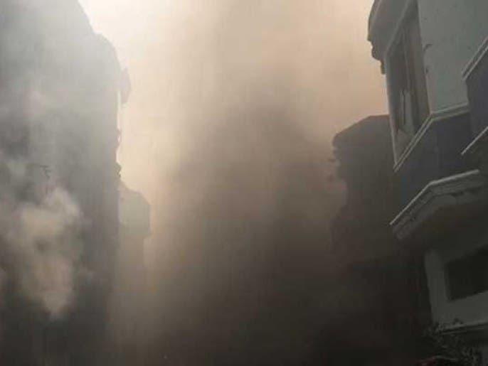 یک هواپیمای مسافربری پاکستان همراه با 107 سرنشین سقوط کرد