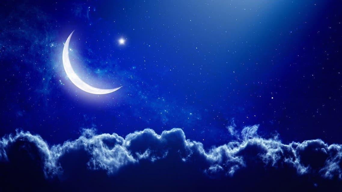 Eid moon shutterstock