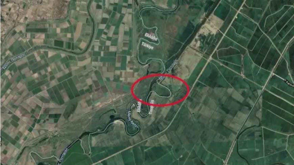 خريطة مصر وتركيا واليونان Kharita Blog