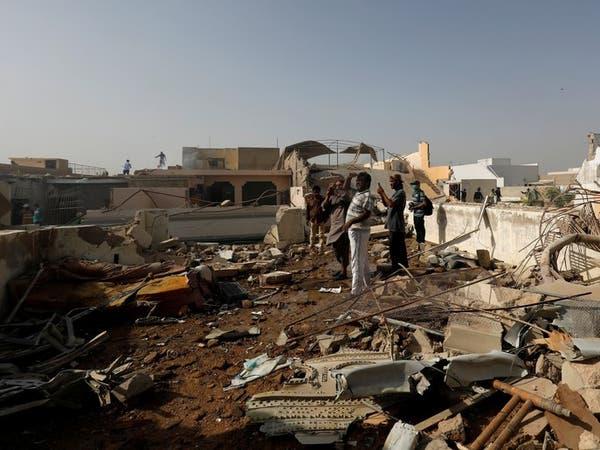 """""""الثقة المفرطة وعدم التركيز"""" سبب تحطم الطائرة الباكستانية"""