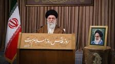 Iran's Khamenei praises arms supply to Palestinians against 'tumor' Israel