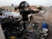 انتشال الصندوقين الأسودين من موقع تحطم الطائرة الباكستانية