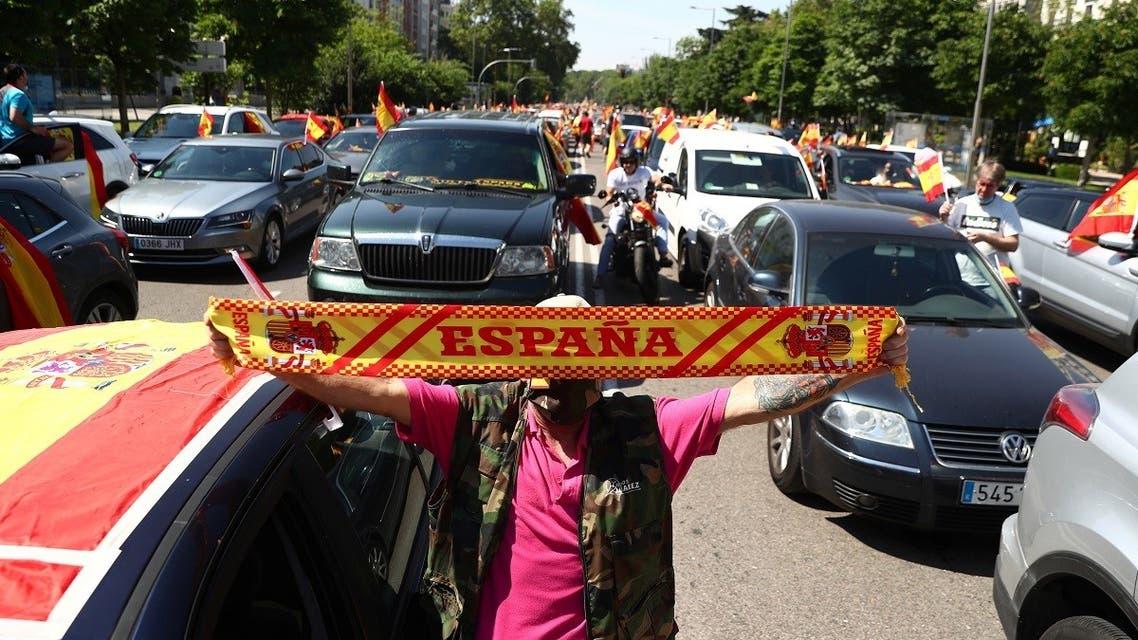 Reuters_HEALTH-CORONAVIRUS-SPAIN-PROTEST
