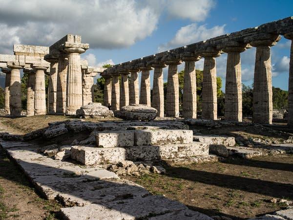 صور لأول موقع أثري إيطالي يعيد فتح أبوابه