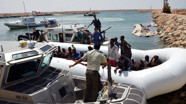 مقتل مهاجر وفقدان 6 بغرق قارب قبالة سواحلتونس