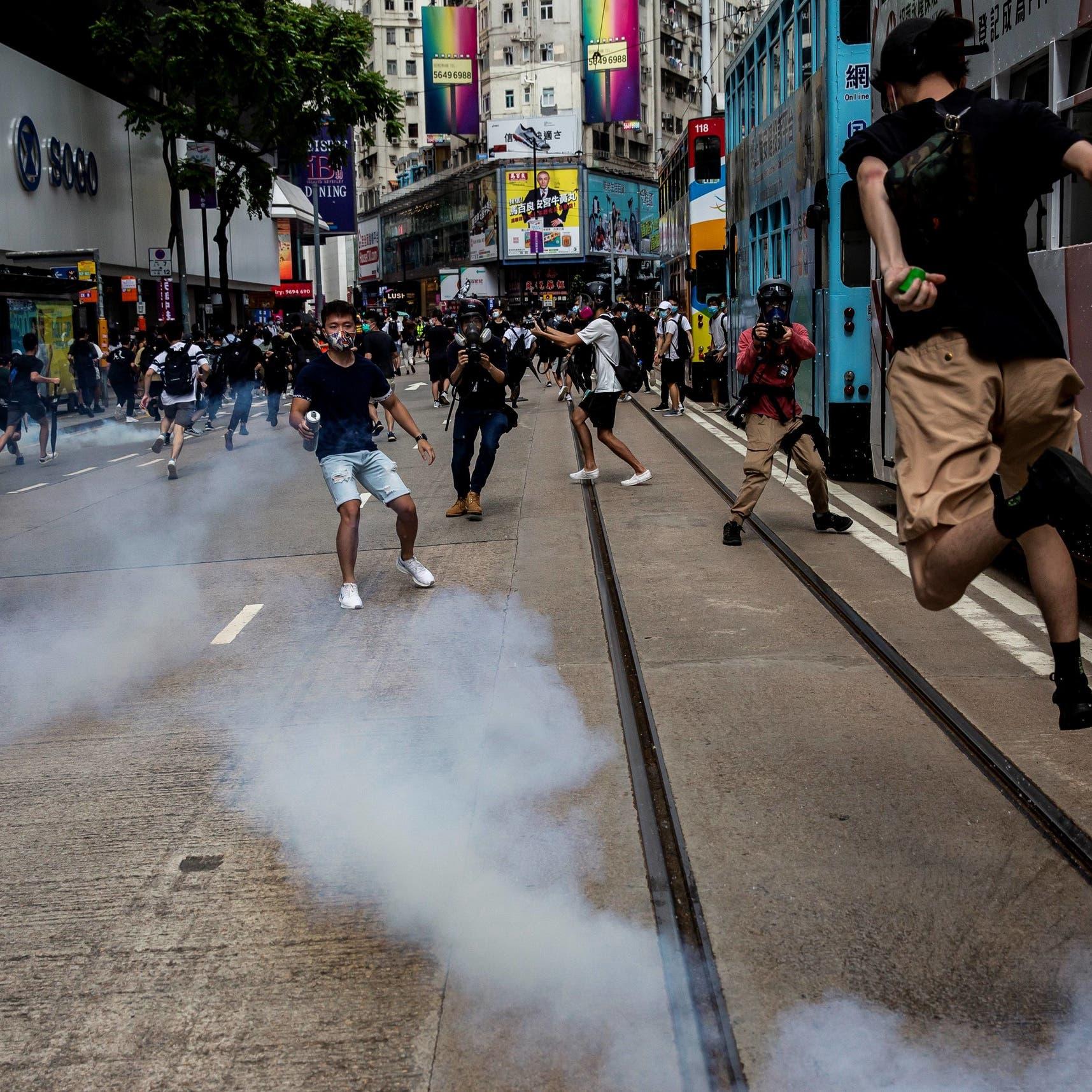 قانون بكين يغضب هونغ كونغ.. وأميركا على الخط
