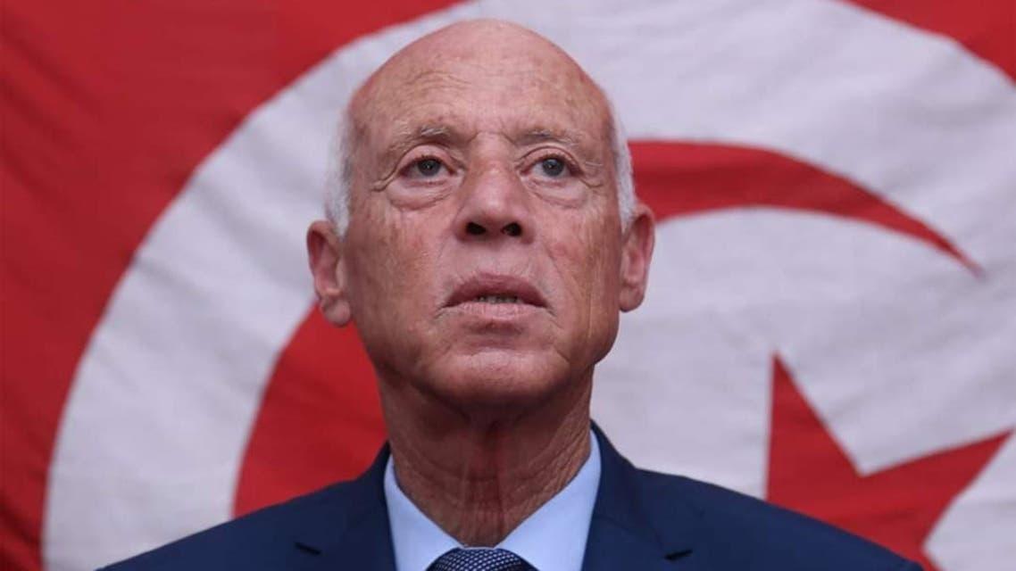 قيس سعيد مهدداً الغنوشي: الدولة التونسية لها رئيس واحد