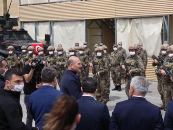 أول وزير تركي في سوريا.. وأنقرة تغرق ليبيا بالمرتزقة