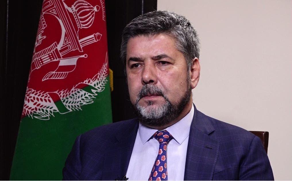 رحمتالله نبیل رییس سابق امنیت ملی افغانستان   