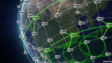 أميركا تحتل الفضاء بإطلاق أساطيل أقمار اصطناعية
