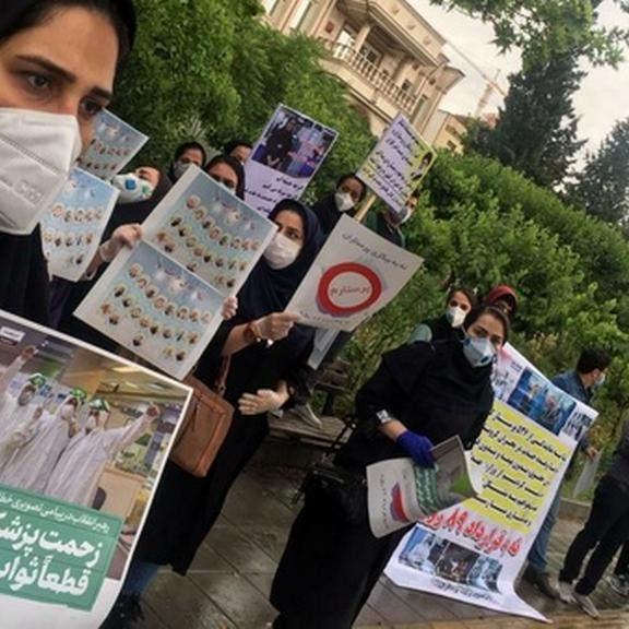 احتجاجات العمال تتجدد بإيران.. أجور متأخرة منذ أشهر