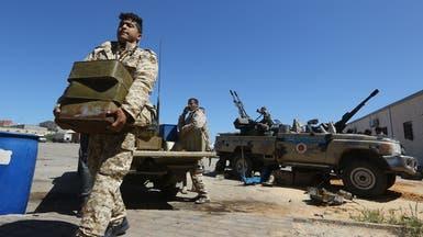 ليبيا.. طائرة مرتزقة قادمة من تركيا تهبط في مصراتة