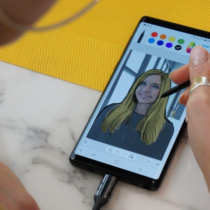 5 تطبيقات تحقق أقصى استفادة من قلم S Pen مع غالاكسي نوت
