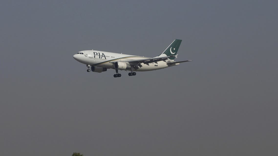 A Pakistan International Airlines (PIA) passenger plane arrives at the Benazir International airport in Islamabad, Pakistan. (File Photo: Reuters)