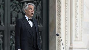 بوتشيلي الذي رفع معنويات إيطاليا بظل الوباء.. أصيب بكورونا