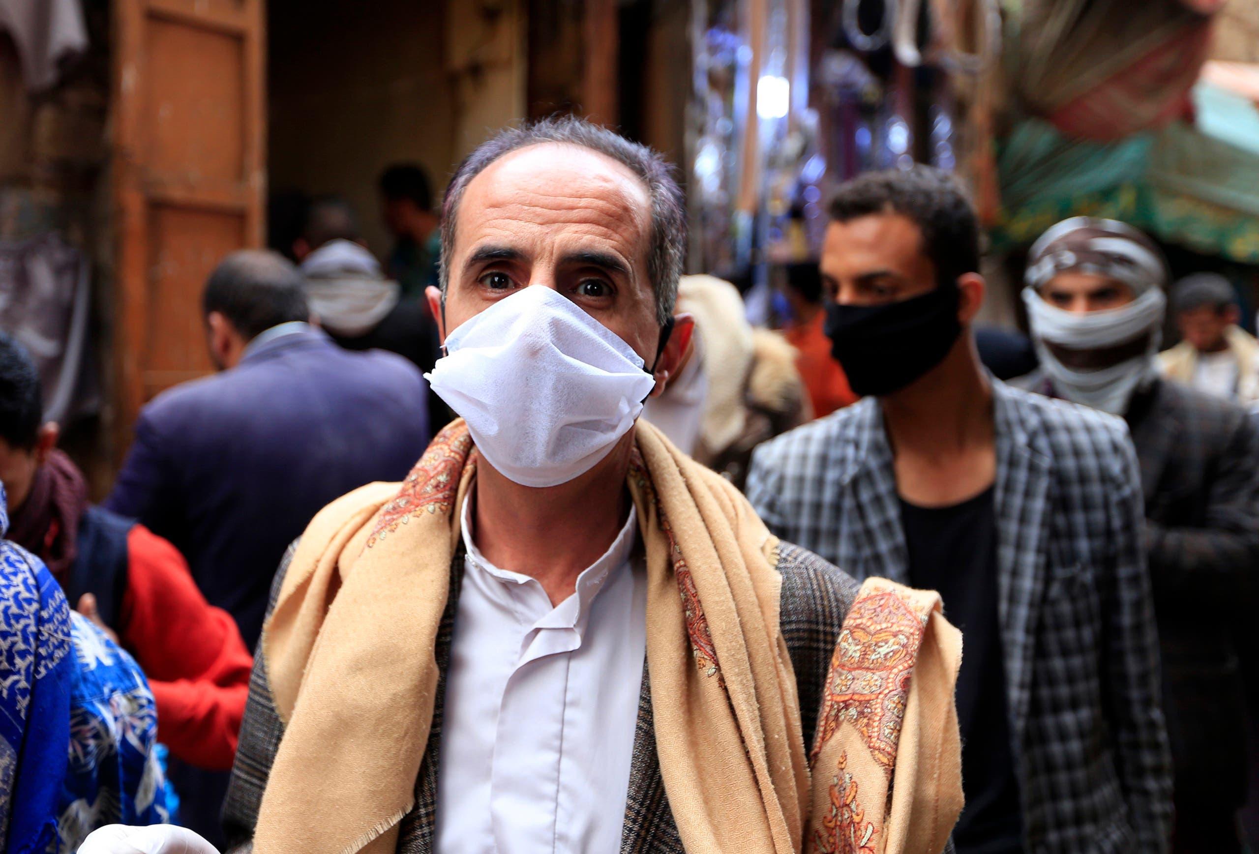 من كورونا من اليمن