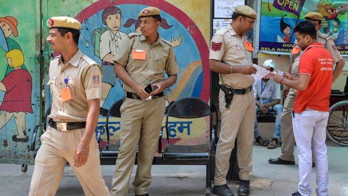 India: Police
