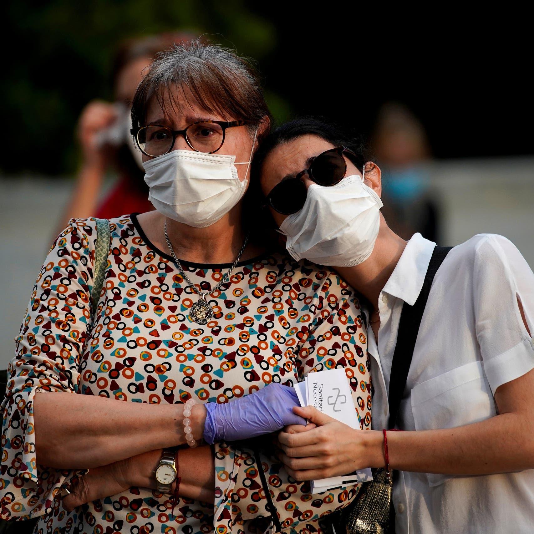 أكثر من 344 ألف وفاة حصيلة الجائحة في العالم
